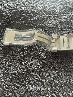100% Genuine New Breitling 20mm Polished S/S Push Button Diver Clasp A20D. 4