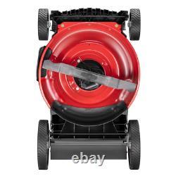 21 in. 160cc GCV Series Honda Engine 3-in-1 Gas Walk Behind Push Lawn Mower with