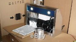 30 in Under Cabinet Range Hood (OPEN BOX) 3 Fan Speed Push Button, Top Vented