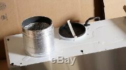 30 in Under Cabinet Range Hood (OPEN BOX) 3 Fan Speeds Push Button Controls LED
