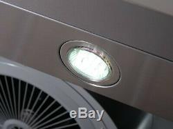 36 In. Under Cabinet Range Hood OPEN BOX 900 CFM, Stainless Steel, Push Button