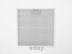 500CFM 36 Wall Mount Stainless Steel Kitchen Range Hood Stove Vent Push Button