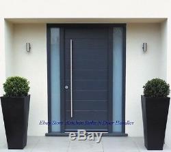 70 Modern premium Door Handles Pull / Push Stainless Steel Entrance / Entry