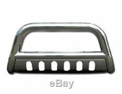 APU Stainless Bull Bar plate push guard fits 06-11 Mercedes Benz ML350 450 550
