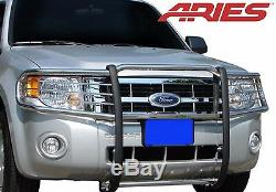 Aries 3058 2 2005 2007 Ford Escape Stainless Grill Brush Guard Push Bar