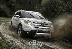 Black Horse Bull Bar Fits 11-19 Ford Explorer BB047611-SP Bumper Push