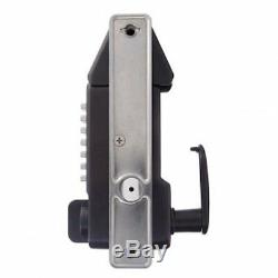 Borg Marine Keyless Gate Lock, Lockset- Push Button-BL3100BLK-Free Postage