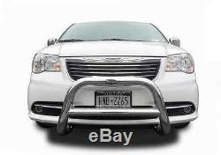 Broadfeet A Front Bumper Guard for Chrysler Town and Country 2008-2015 SST T-304