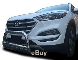 Broadfeet Bull Bar Front Bumper Guard Protector For Hyundai Tucson 2016-2018 S/S