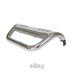 Bull Bar Front Bumper Grille Guard fit 2011-2015 Silverado/Sierra 2500HD/3500HD