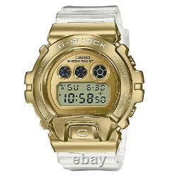 Casio Men's G-Shock Gold Dial Watch GM6900SG-9