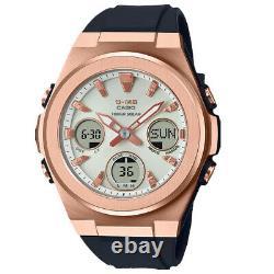 Casio Women's G-Shock White Dial Watch MSGS600G-1
