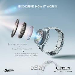 Citizen Eco-Drive 200m Mens Chronograph CA4250-03E 46mm BESTSELLER