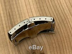 Corum Bubble Watch Genuine OEM Stainless Steel Push Button 20mm Folding Clasp