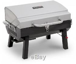 Easy Portable Camp RV Travel Char Broil Gas Tabletop Grill Push Button Start
