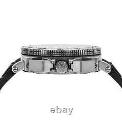 Equipe Tritium Push Chronograph White Dial Men's Watch ET307
