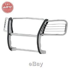 FINAL SALE 2005-2007 Jeep Liberty 1-Piece Stainless Grille Guard Bumper Push Bar