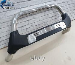Fits To Suzuki Vitara Bull Bar Chrome Poly Nudge Push Grill Bar 2006-2014 Offer