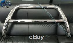 Fits Volvo Xc60 Chrome Nudge Push A-bar Stainless Steel Bull Bar 2008-2013 (nx1)