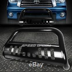 For 00-07 Toyota Tundra/sequoia Matte Black 3 Bull Bar Push Bumper Grill Guard