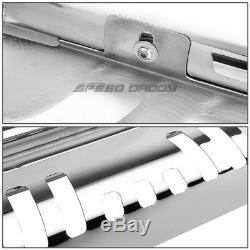 For 03-08 Honda Pilot/06-14 Ridgeline Chrome Bull Bar Push Bumper Grille Guard