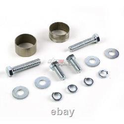 For 04-15 Nissan Titan/armada Stainless Steel Chrome Bull Bar Push Grill Guard