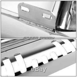For 07-13 Chevy Silverado/sierra 1500 Chrome Bull Bar Push Bumper Grille Guard