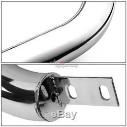 For 09-18 Dodge Ram 1500 Truck Stainless Steel Chrome Bull Bar Push Grill Guard