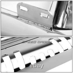 For 14-16 Chevy Silverado/sierra 1500 Chrome Bull Bar Push Bumper Grille Guard