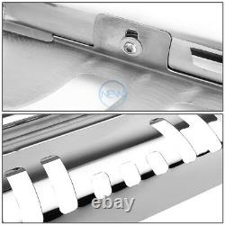 For 16-17 Toyota Tacoma 3 Chrome S/S Bull Bar Push Front Bumper Grille Guard