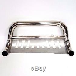 For 2003-2005 Dodge Ram 1500 2003-2008 2500/3500 Chrome Bull Bar Grille Guard
