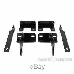 For 2004-2019 Ford F150 Expedition 3 S/S Bull Bar Push Guard withSkid Plate