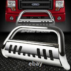 For 97-04 Ford F150/f250 Lightduty/expedition Chrome Bull Bar Push Bumper Guard