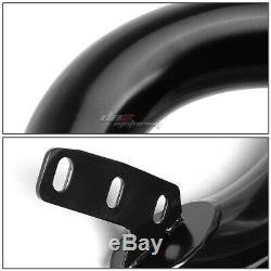 For 99-07 Silverado/sierra 1500 Stainless Steel Black Bull Bar Push Grill Guard