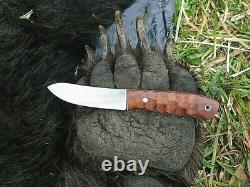 G. Dedyukhin The Real Everyday Knife Wharncliffe ELMAX Handmade EDC Style