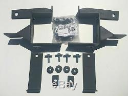 Go Rhino Push Bumper BRACKET KIT ONLY for 2003-2011 Ford Crown Victoria 5038TK