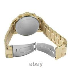 Guess Women's Chronograph Quartz Watch With Stainless Steel Bracelet W0330L1