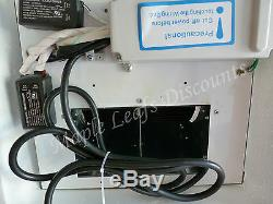 HOT Stainless Steel 30 Kitchen Island Range Hoods Vent Fan 3 Speed Push Button