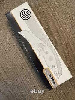 Hogue Sig Sauer Legion Ex-f03 Fixed Blade Knife G-10 Grey Cerakote Free Shipping