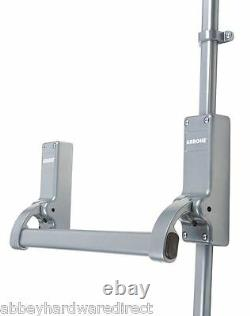 Hoppe AR880 Arrone Panic Hardware Emergency Fire Door Exit Push Bar Lock Single
