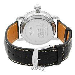 Longines Heritage Avigation Steel Single Push Automatic Mens Watch L2.783.4.53.2
