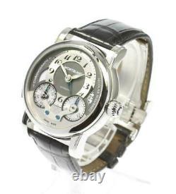 MONTBLANC Nicolas Rieussec 7138 One push chrono Automatic Men's Watch 590241