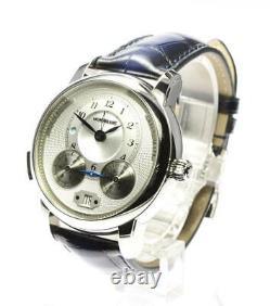 MONTBLANC Nicolas Rieussec Star Legacy One push chrono Auto Men's Watch 556396