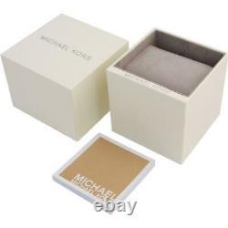 Michael Kors Slim Runway Gold Plated Steel Quartz Women's Watch MK3179