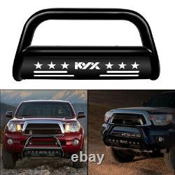 New 3 Bull Bar For 05-19 Nissan Pathfinder/frontier Push Bumper Grille Guard
