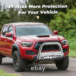 New Bull Bar Push Bumper Grille Grill Guard For 99-06 Toyota Sequoia Tundra