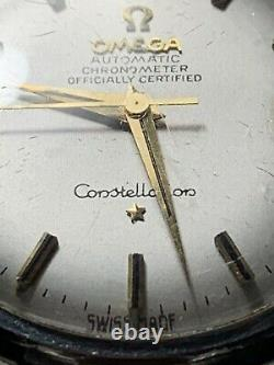Omega Caliber 561 Vintage Automatic Constellation Chronometer 168.005 Mens Watch