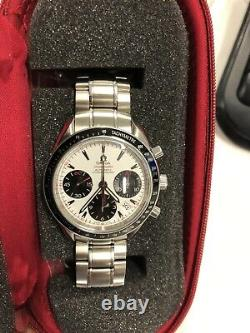 Omega Speedmaster 323.30.40.40.04.001 Chronograph Automatic Silver 40mm Watch