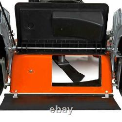Push Mower Walk Behind Gas 3N1 Mulch 21 in. 170cc Side Discharge, and Rear Bag