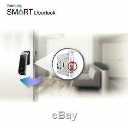 SAMSUNG Keyless Smart Digital Door lock Push&Pull SHS-P510 + 4 keytags Express